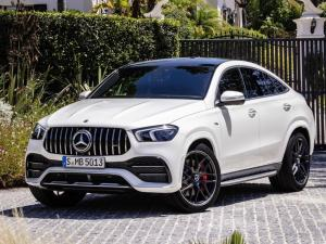 售102.88万 AMG GLE 53 4MATIC+轿跑SUV上市